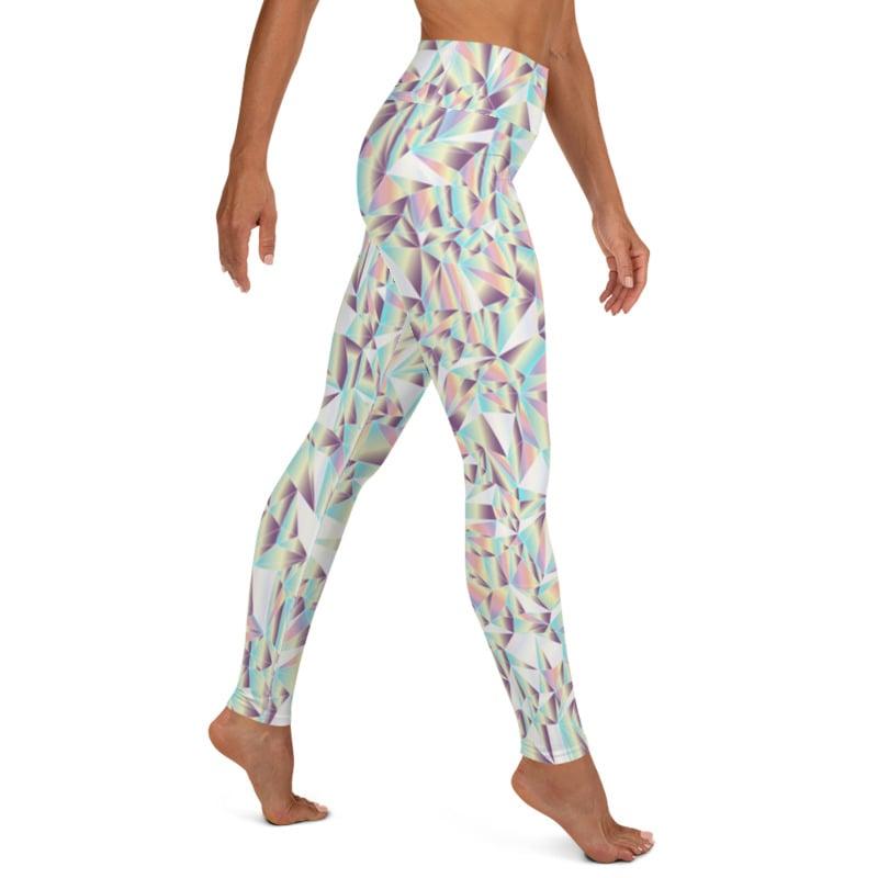 Image of Crystal Yoga Pants