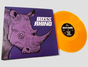 Image of BOSS RHINO vinyl EP