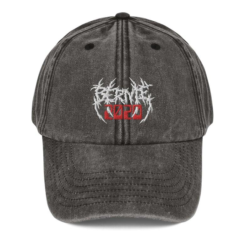 Image of Bernie Metal Hat