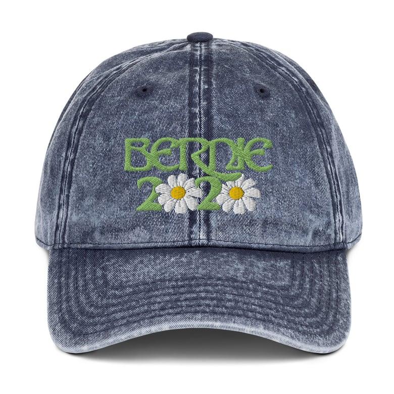 Image of Bernie Peace/Love Hat