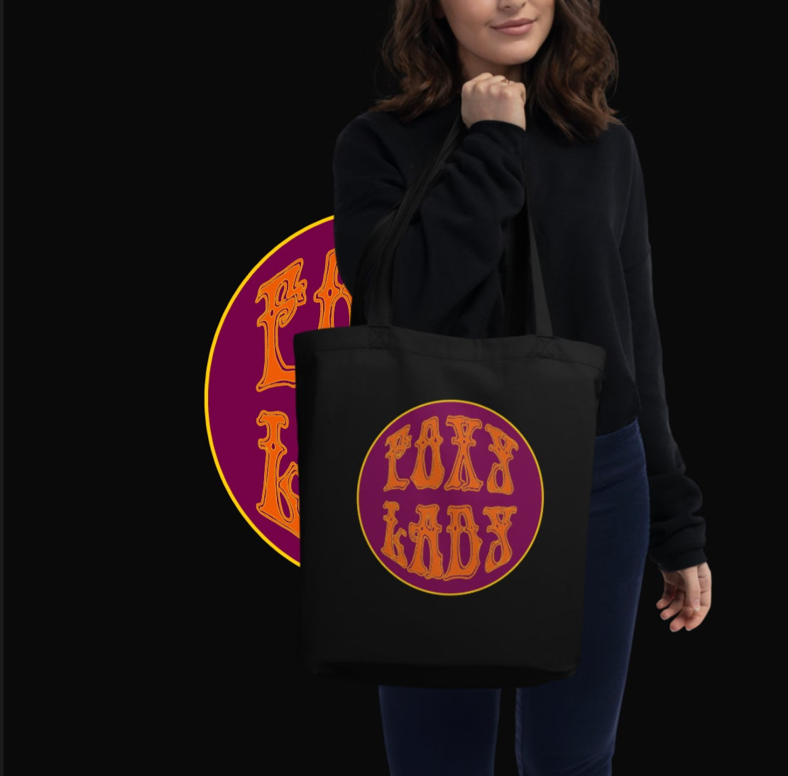 Image of Foxy Lady Tote