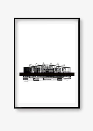 Image of Hull City Stadiums- Past & Present