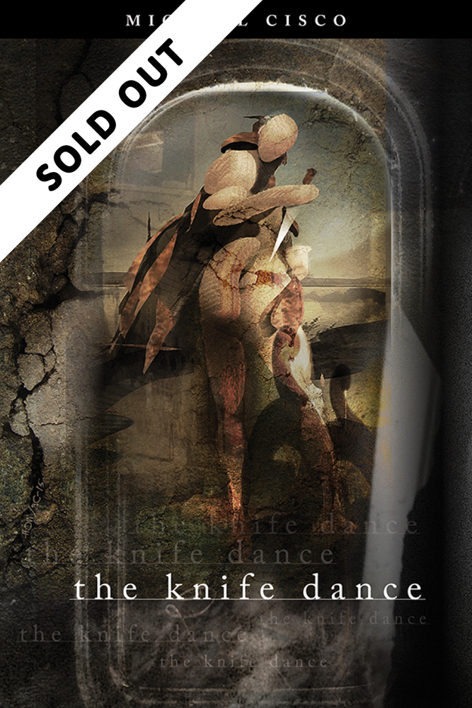 Image of The Knife Dance (Trade Paperback) (Michael Cisco)