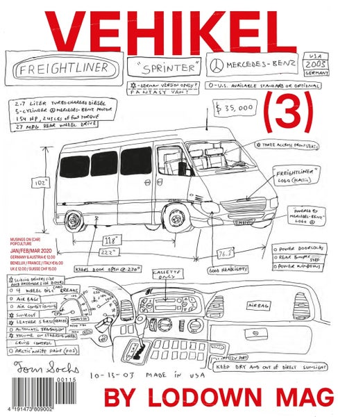 Image of Vehicle/ Vehikel Magazine (3)