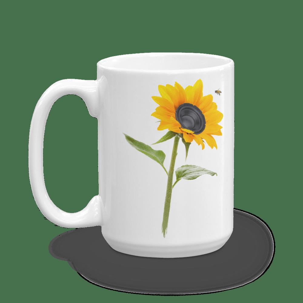 Image of Sunflower 15oz Mug