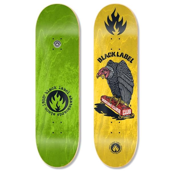 "Image of ""Vulture Curb Club"" 8.8″ x 32.8″ deck"