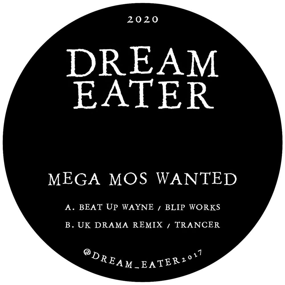 Image of Dream Eater 010 - Mega Mos Wanted