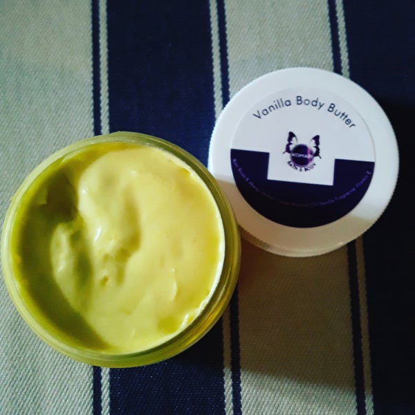 Image of Vanilla Body Butter