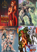 Image of J. Scott Campbell Artbooks