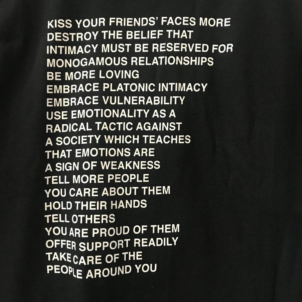 Image of KissFriendsFaces t-shirt