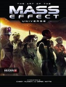 Image of The Art of the Mass Effect Universe