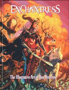 Image of Enchantress The illustrative Art of Dan Brereton