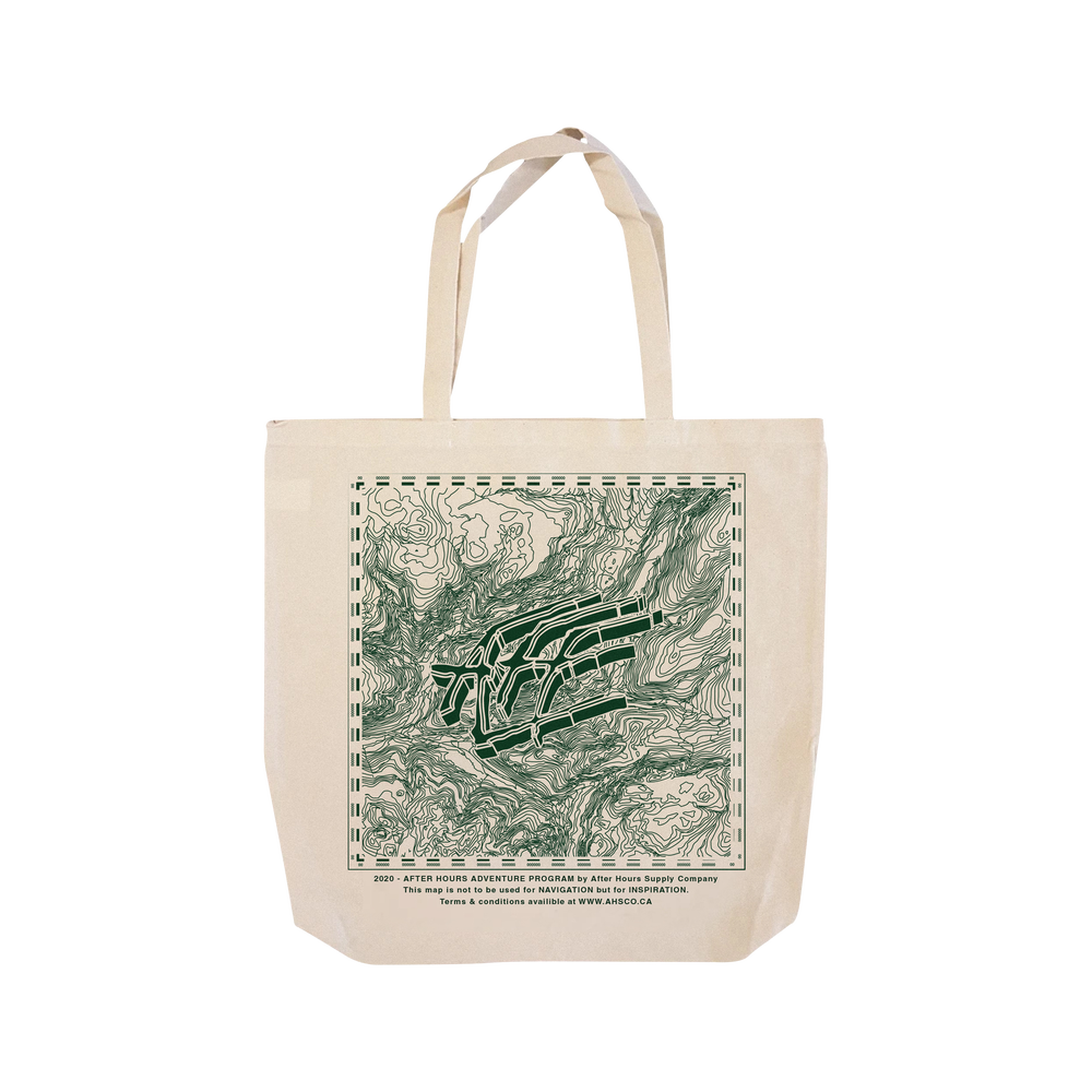 Image of Adventure Program Tote Bag