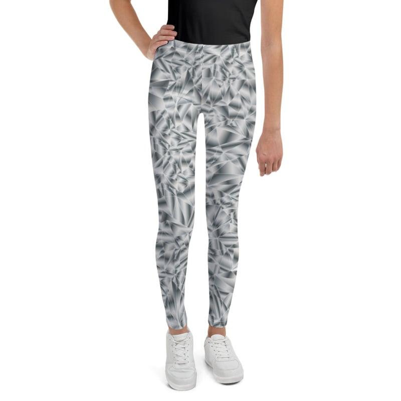Image of Girl's Gemstone Yoga Pants