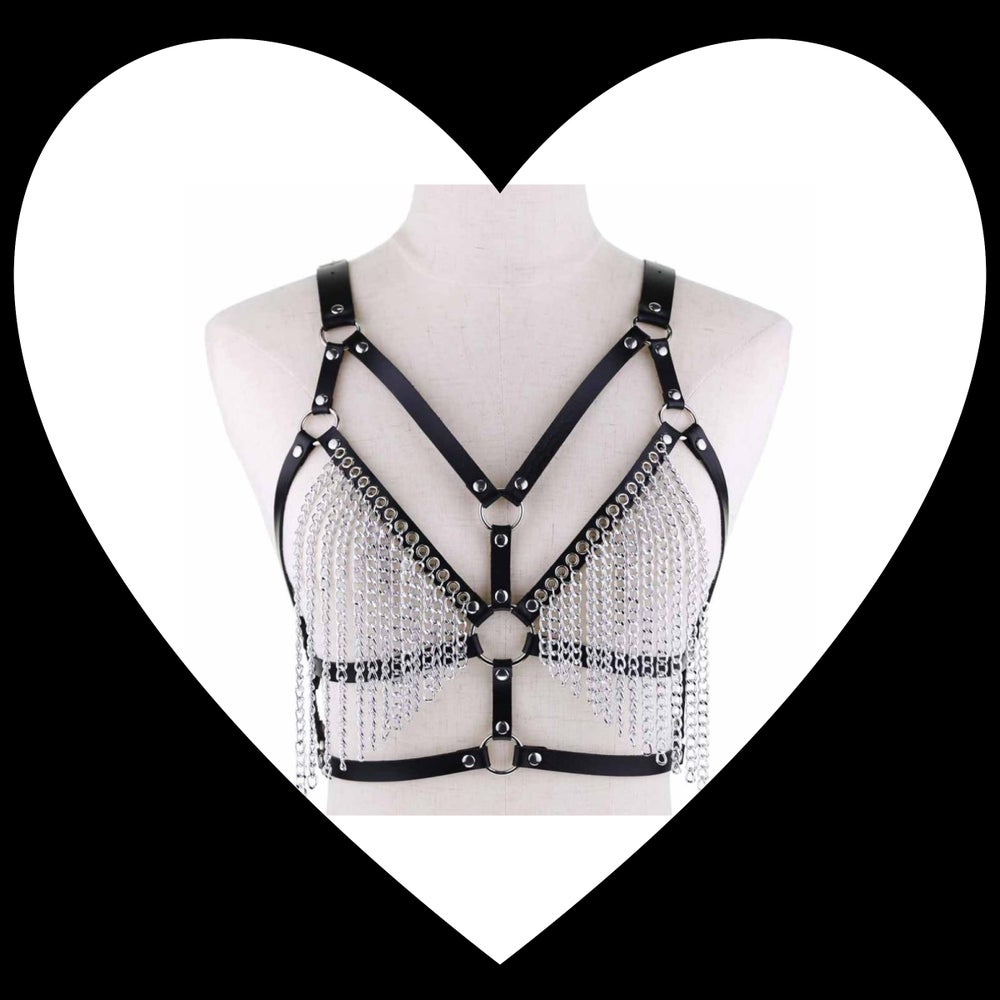 Chained Body Harness
