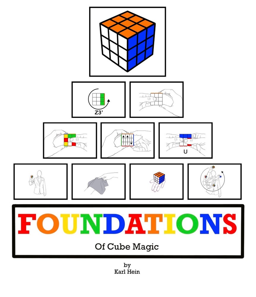 Image of FOUNDATIONS of Cube Magic PDF