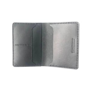 Image of Passport Wallet - Black