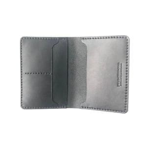 Image of Passport Wallet - Black