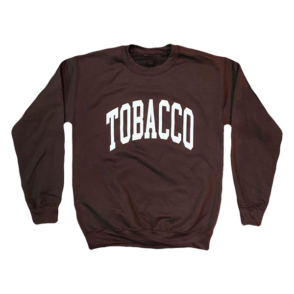 Image of Tobacco Crewneck Sweater