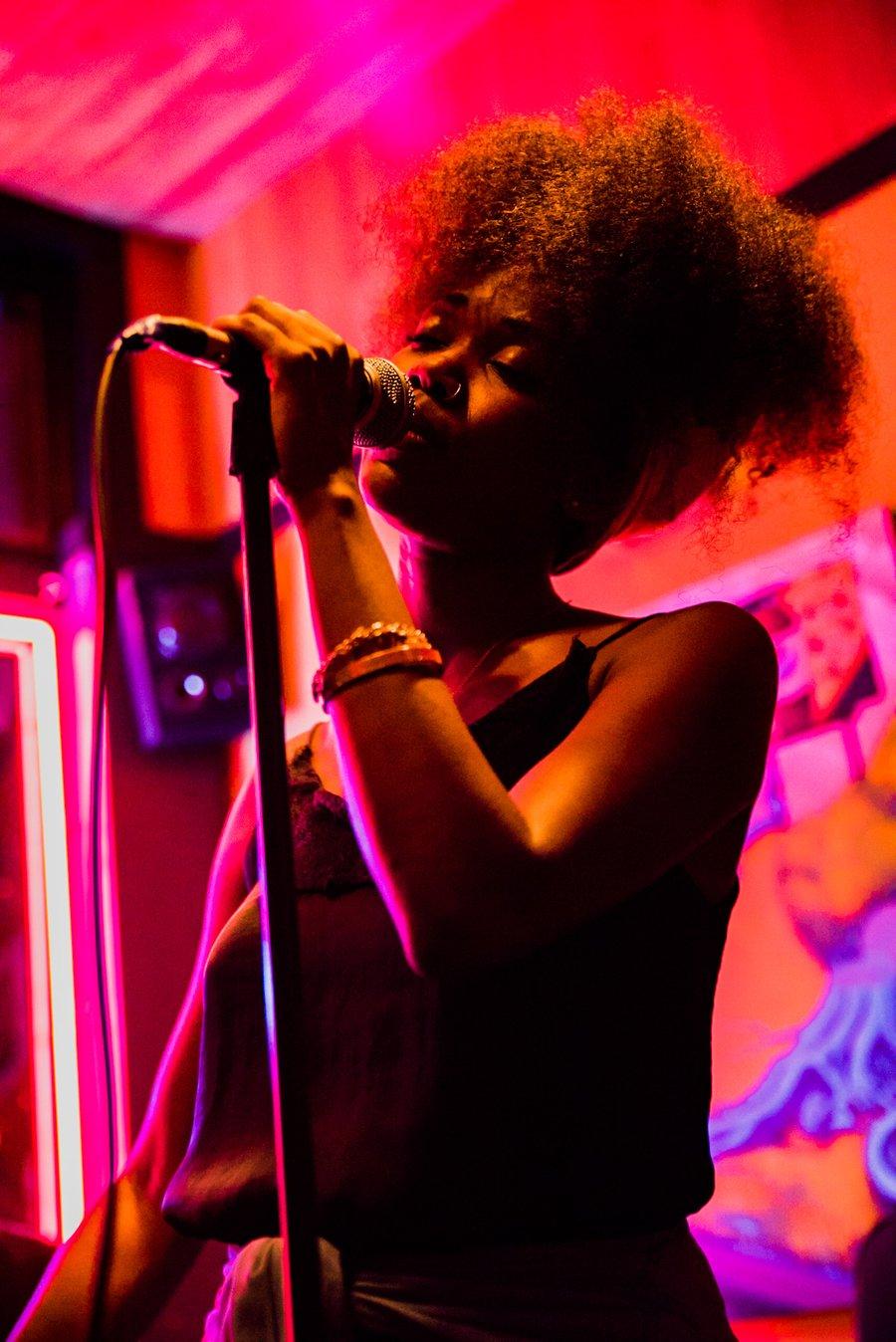 Image of Electric Lady: Lauren Eylise
