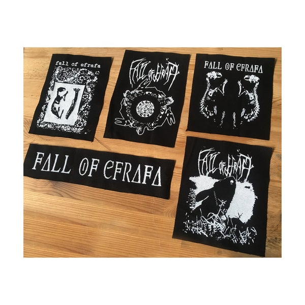 Image of Fall of efrafa patches