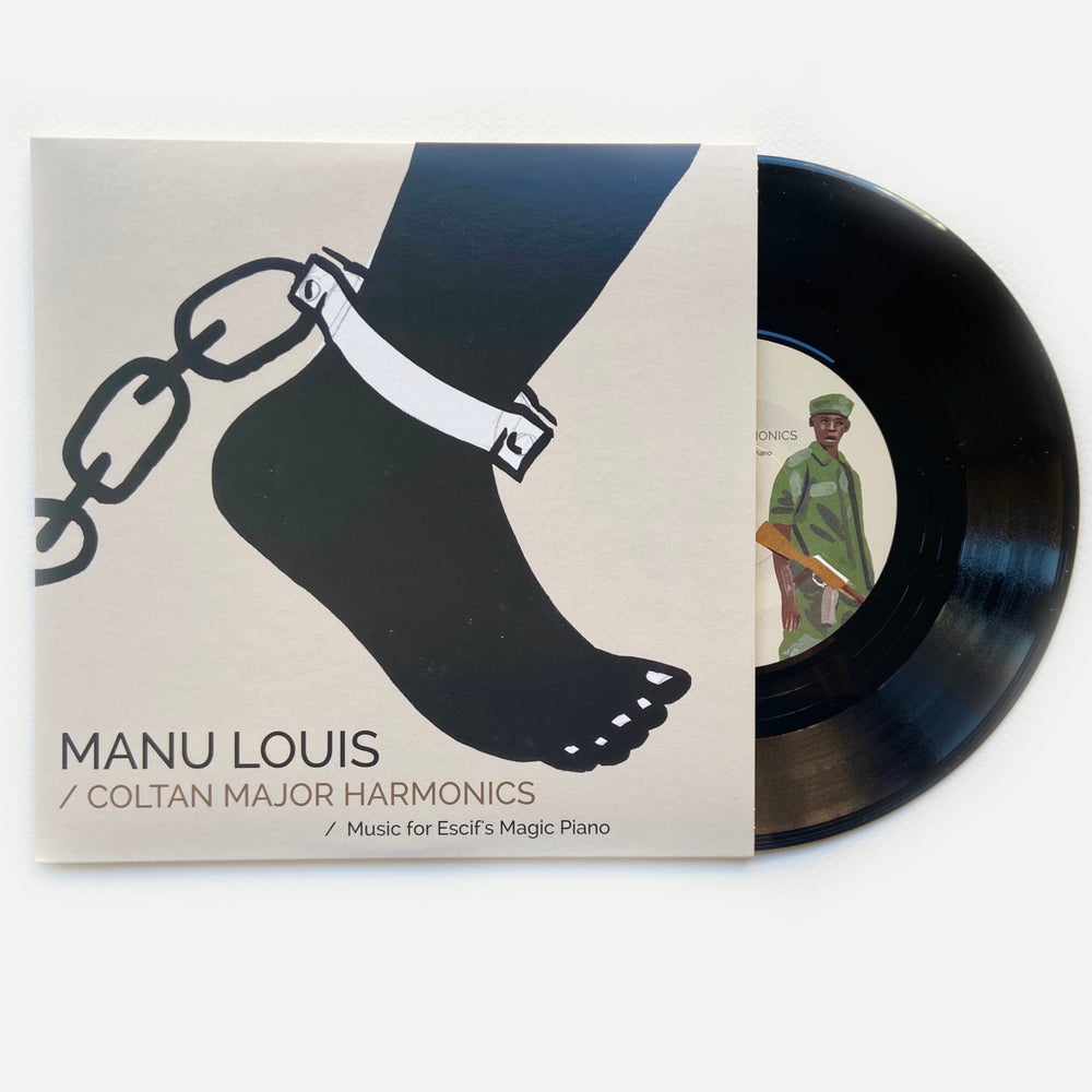 Image of MANU LOUIS / Coltan Major Harmonics