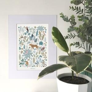 Image of Eden- Tirage d'art au format A4