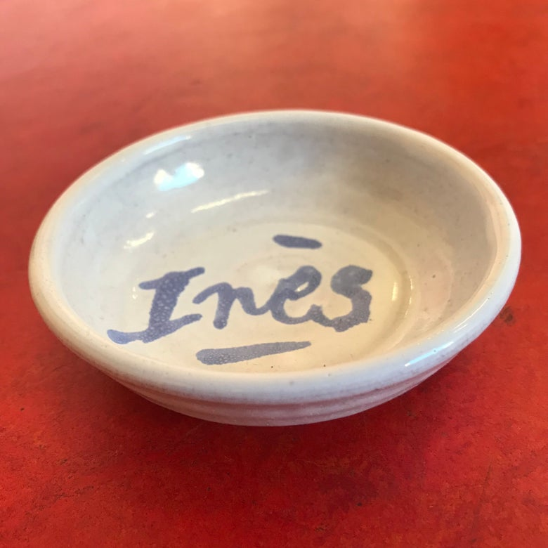 Image of INCENSE BURNER / INÈS BY PABLO IN COLLABORATION WITH MAUS