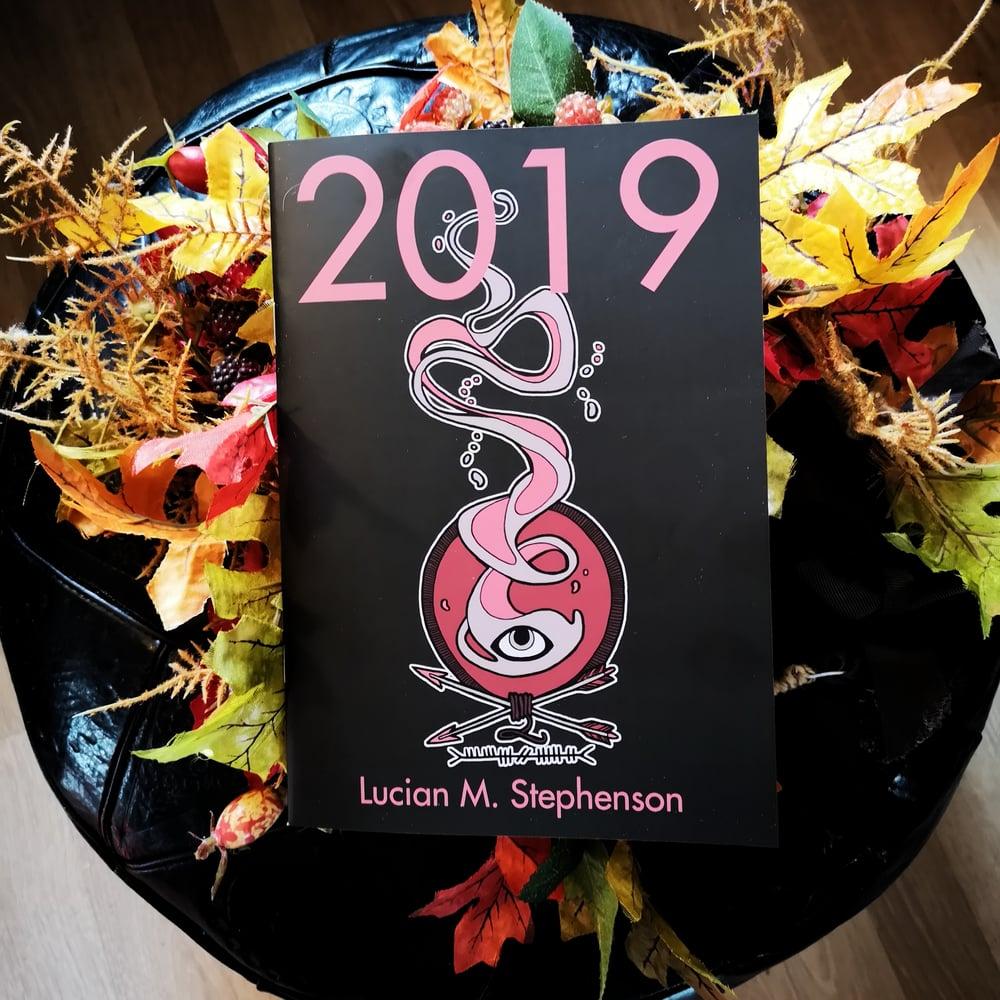 Image of 2019 Artbook