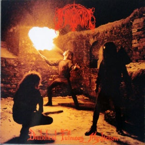 "Image of Immortal ""Diabolical Fullmoon Mysticism"" CD"