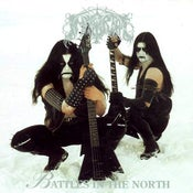 "Image of Immortal ""Battles in the North"" CD"