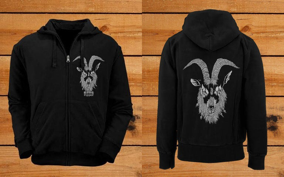 Image of Double Goat Hoodie