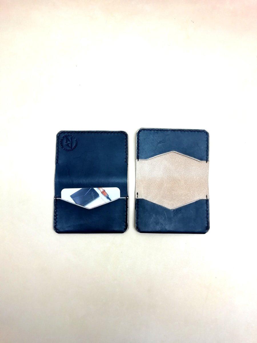 Image of 3 pocket Black