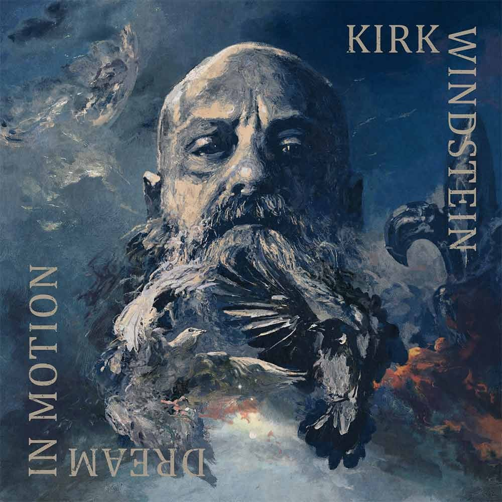 "Image of KIRK WINDSTEIN ""DREAM IN MOTION"" DOUBLE LP ON 180 GRAM SPLATTER VINYL"