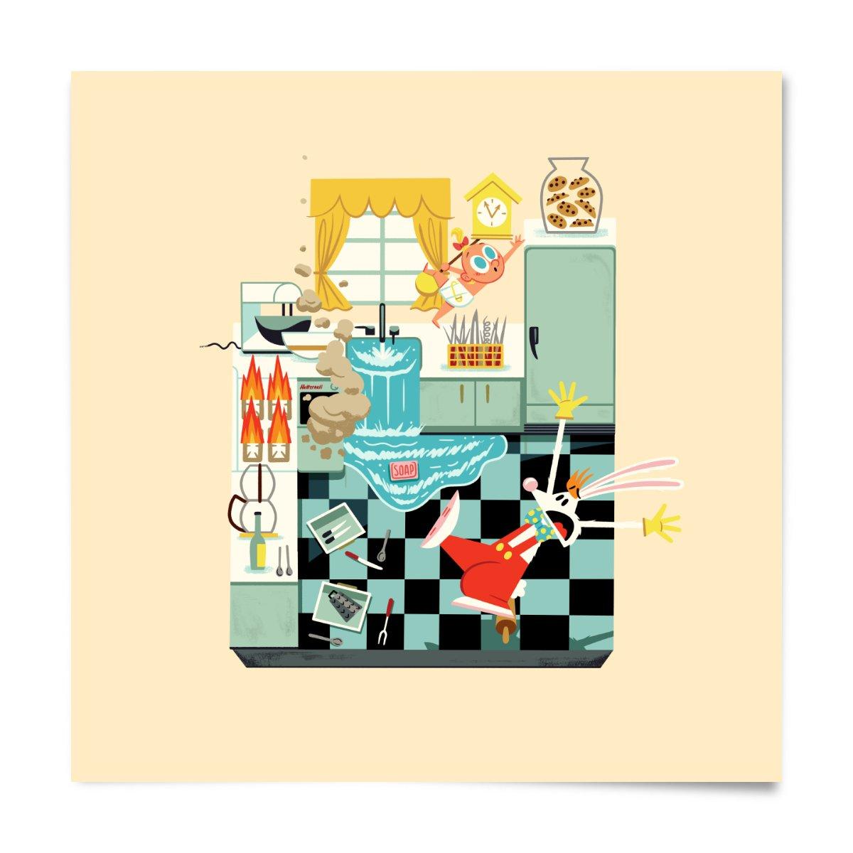 Image of Teeny Tiny Kitchen
