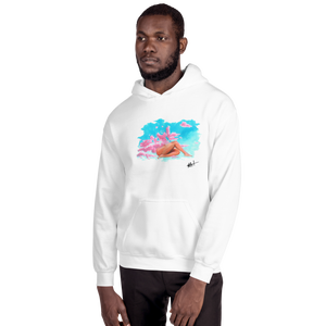 Image of Legs In The Clouds Hoodie