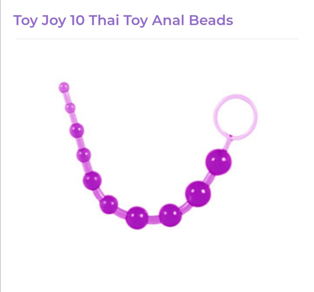 Image of Toy Joy Anal Beads