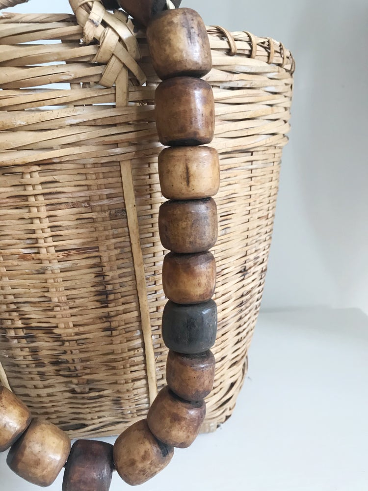 Image of Beads for your home - Brown