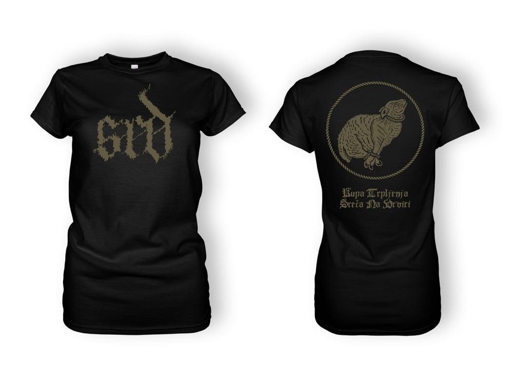 """Image of T-Shirt """"Srd"""" Girlie"""