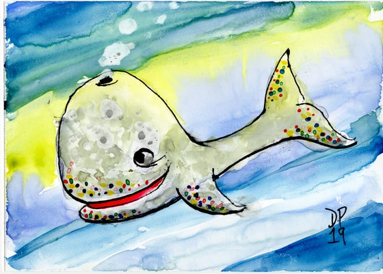 Image of Watery Whale