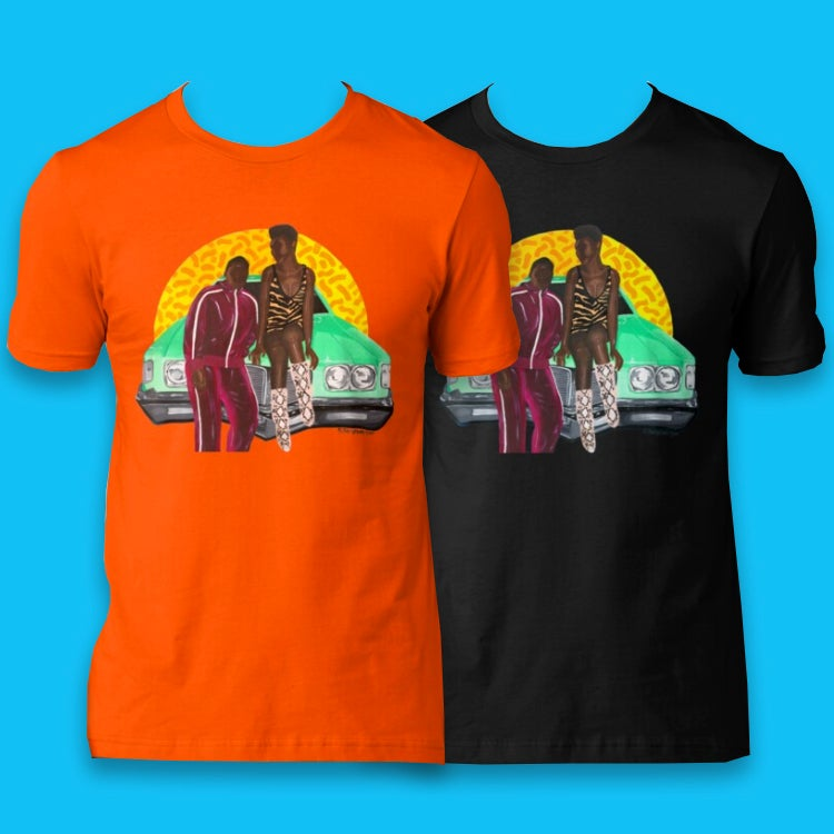 Image of Angela & Earnest (Tees)