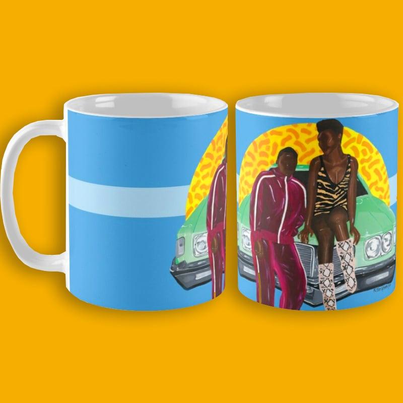 Image of Angela & Earnest (Mug)