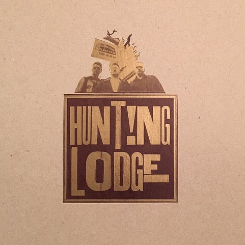 "Image of Hunting Lodge -  ""Shack"" LP (SM-06/EL-020)"