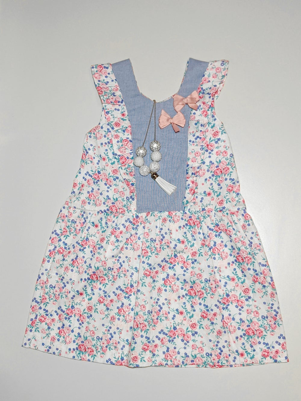 Image of Ruffle Playdress