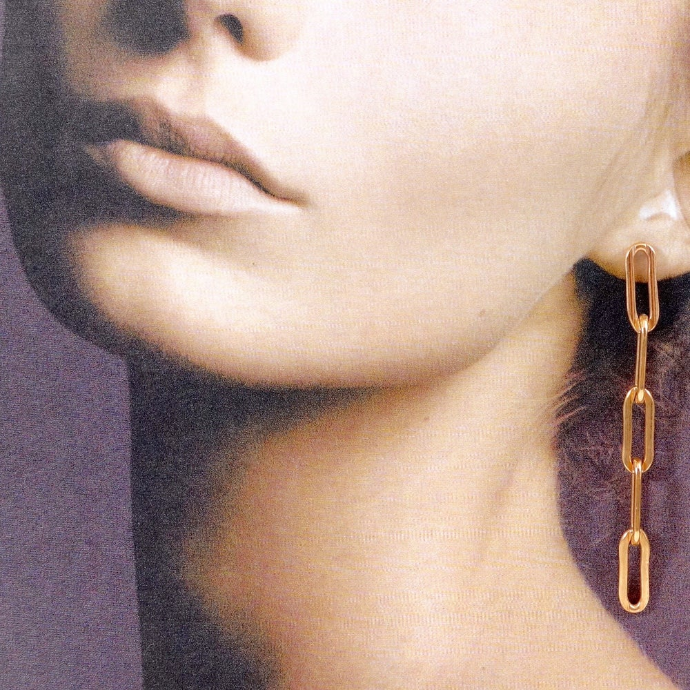 Image of Chain Link Earring