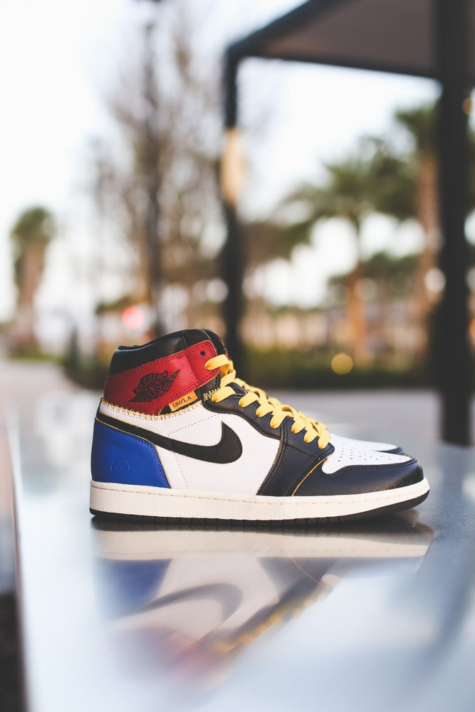 Image of Union 1 x fragment/bred