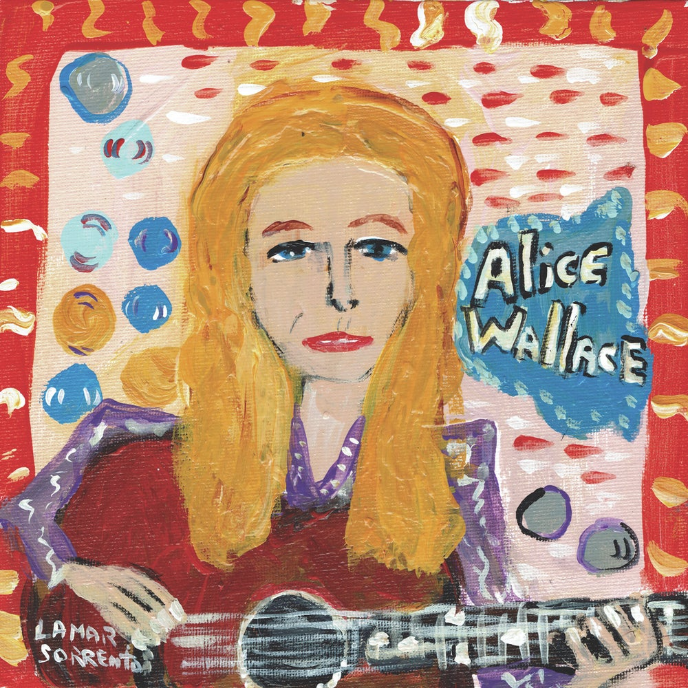 "Image of Alice Wallace - Long Long Time b/w Rolling Stone From Texas (Yellow 7"" Vinyl Single)"