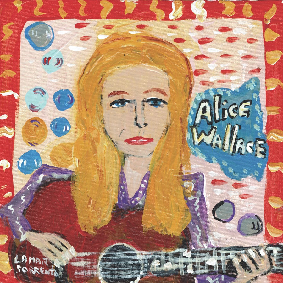 "Image of Alice Wallace - Long Long Time b/w Rolling Stone From Texas (Lavender 7"" Vinyl Single)"