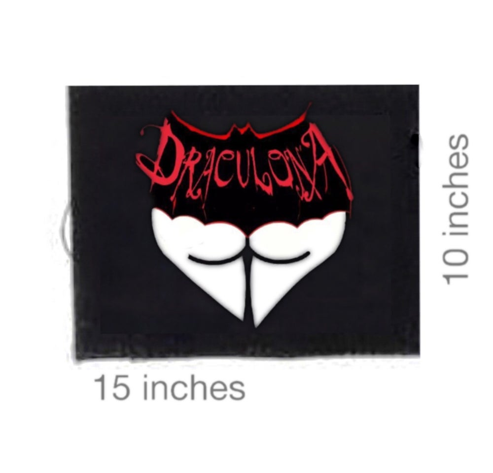 Image of Draculona Patch