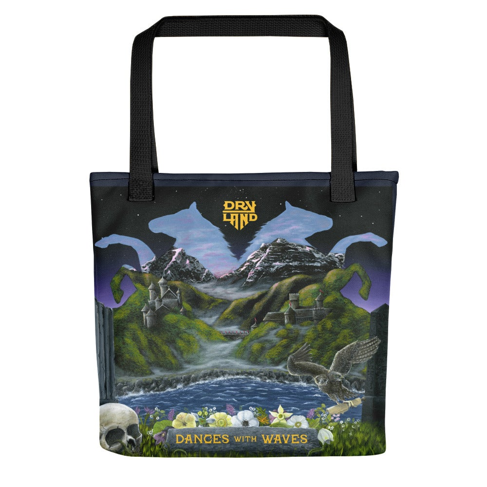Image of Dances With Waves Tote Bag